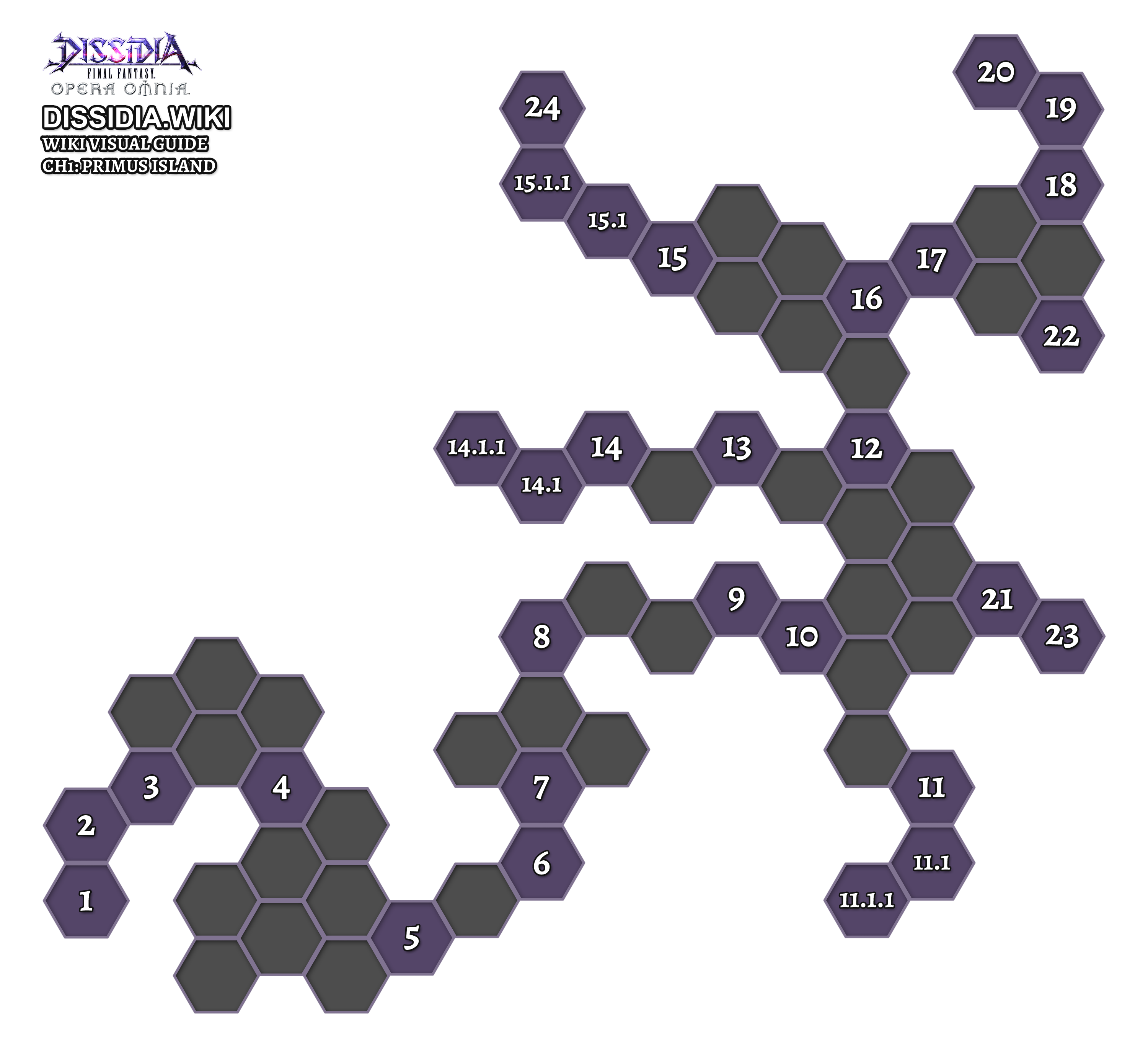 Chapter 1 map